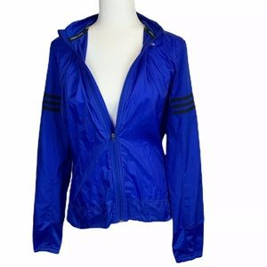 ADIDAS Women Response Running Windbreaker Jacket M
